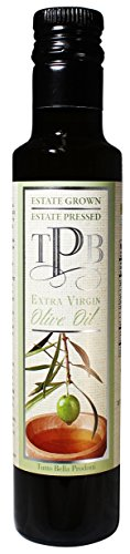Extra Virgin Olive Oil Best EVOO Cold Pressed Pure Premium Estate Oil from California. 250ml (Coconut Oil First Pressed compare prices)