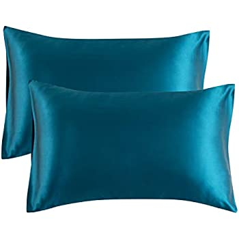 Amazon Com Winjoy Silk Pillowcase For Hair And Skin 22