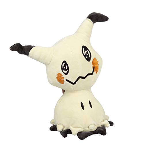 Ghost Pokemon Halloween (PoKéMoN Mimikyu Plush Stuffed Animal Toy -)