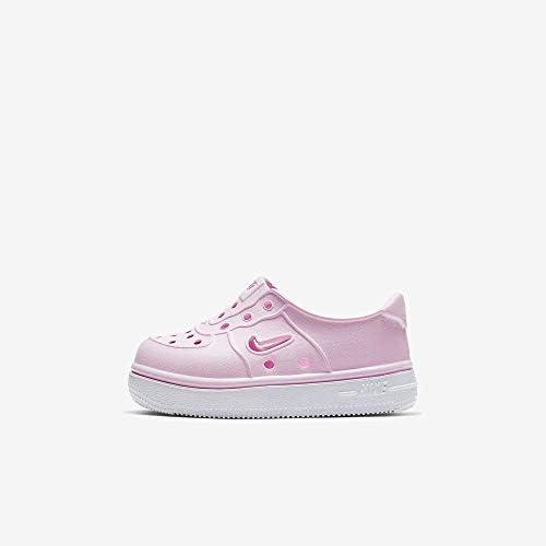 Nike Foam Force 1 (TD), Chaussons Mixte bébé: