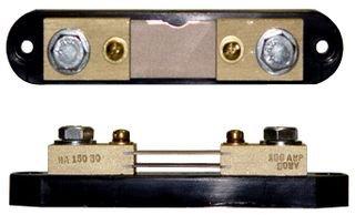 EMPRO HA-100-100 BASE-MOUNTED DC SHUNT, 100mV, 100A