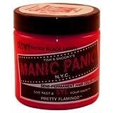 Manic Panic Semi-Permanent Hair Dye, Pretty Flamingo
