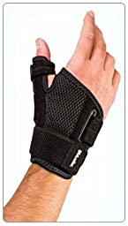Mueller Sports Medicine Reversible Thumb Stabilizer, Pack of 2