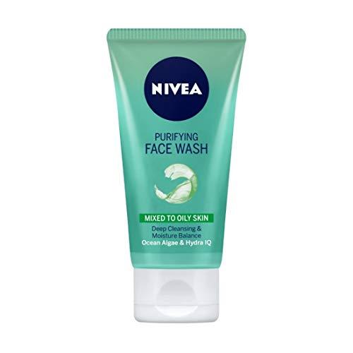 Nivea Cleanser - Nivea Purifying Facewash, 150 ml, 5.07 oz - India