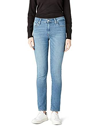 Levi's Kadın 712 Slim Kot Pantolon, Orta İndigo, 26 30