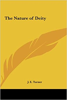 The Nature of Deity