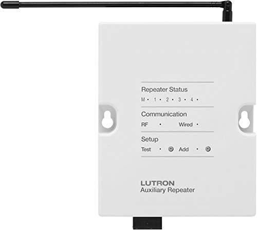 Lutron RR-AUX-REP-WH RadioRA 2 Repeater White