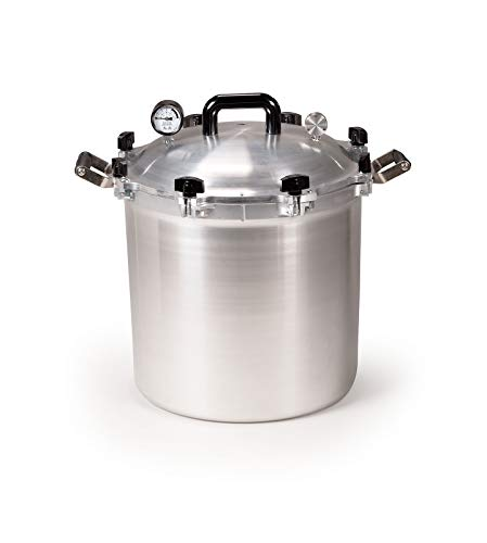 All American 41-1/2-Quart Pressure Cooker Canner
