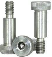 Shoulder Length: 7//8 - Thread: 1//4-20 Quantity: 25 Shoulder Screws Shoulder Bolt Shoulder Diameter: 5//16 18-8 - Socket Head Stainless Steel