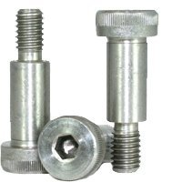 1/4''-10-32x1'' STAINLESS 18 8 SOCKET SHOULDER SCREW (INCH) (QUANTITY: 25) Size: 1/4''-10-32, Length: 1'', Head Style: Socket, Fine Thread (UNF)
