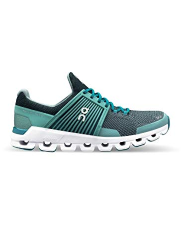 f0eb51e97a92 On Running Cloudswift Women s Road Shoes Teal Storm (10 M US)