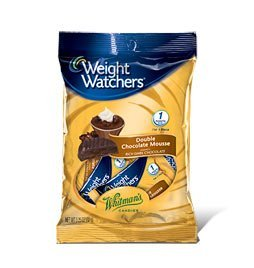Double Chocolate Mousse (Weight Watchers Double Chocolate Mousse, 3.25-oz. bags (Pack of 3))