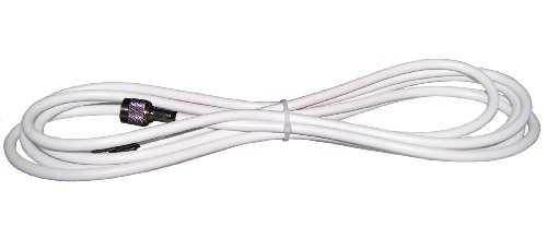 Zboost Dual Band Cell Phone - zBoost YX031-10W RG-8X Coaxial Extension Cable with TNC Connectors, 10 Feet