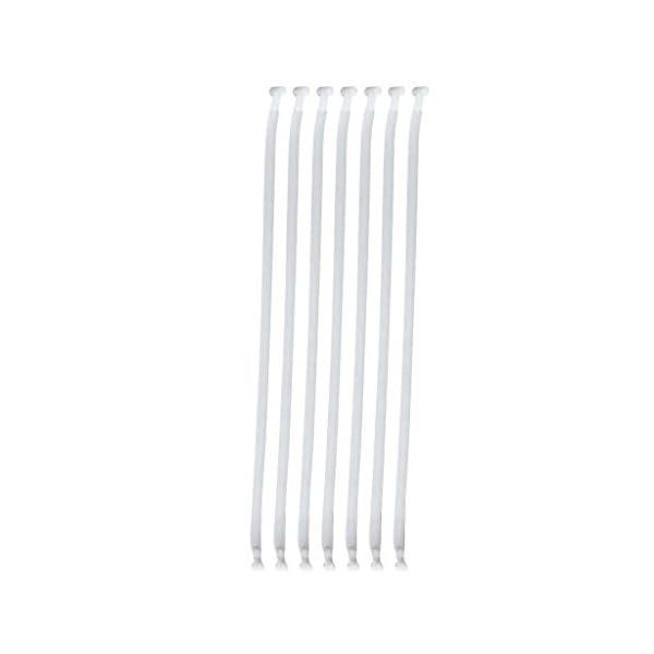 Webla 100Pcs Corda Per Maschera Corda Per Cinturino Rimovibile Elastico Alto Corda Elastica Per Orecchie Alta(20Pcs) 2 spesavip