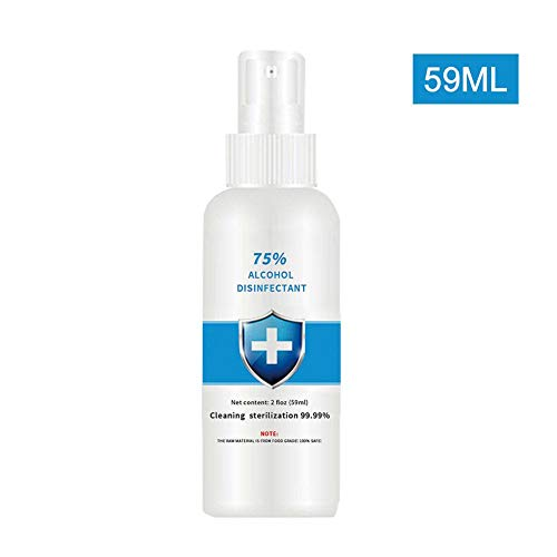 75 Alcohol Hand Sanitizer - Kills 99.99