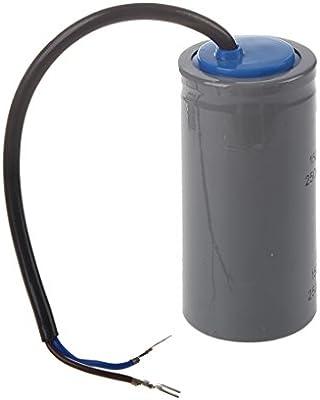 TOOGOO(R) CD60 AC 250V 150uF Wired Single Phase Motor Start ... on capacitor start capacitor run motor, 1 phase motor, split capacitor motor, cbb1 capacitor 250v motor, wiring a capacitor start motor, 3 phase motor, 1 hp capacitor motor, reversing capacitor start motor, wiring-diagram dayton reversible motor, air compressor motor, induction motor, electric motor, c61 capacitor for fan motor, ac capacitor motor,