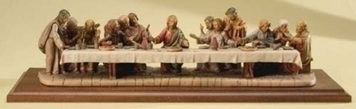 5'' Scale Last Supper Figurine by Fontanini