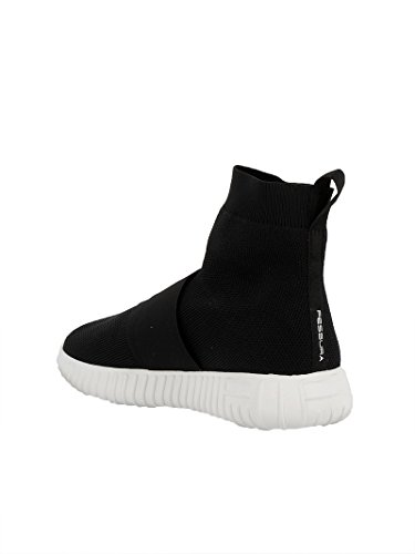 FESSURA Hi Black Fabric DINGHYNIGHTBLK Top Women's Sneakers Txwzr7Tq