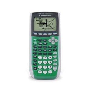 ti 84 calculator green - 3
