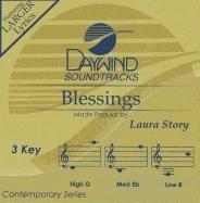 Blessings [Accompaniment/Performance Track] (Laura Story Blessings Cd)