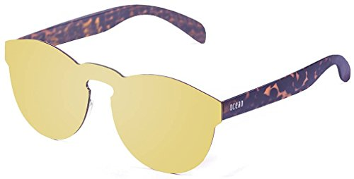 Lunettes de soleil Ibiza Flat Lense de Ocean Or