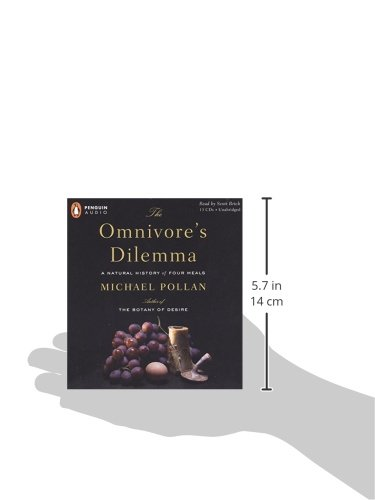 The Omnivore's Dilemma: A Natural History of Four Meals by Pollan, Michael/ Brick, Scott (NRT)