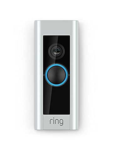 Ring Video Doorbell Pro (Existing Doorbell Wiring Required), Works with Amazon Alexa - Wholesale Outlet