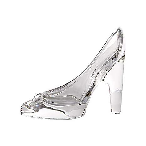 Y Colgante Niñas PrincesaAdorno Para FiestasNiños wa Da BodaDecoración Cristal Transparente Zapato TacónDiseño De BdexCo