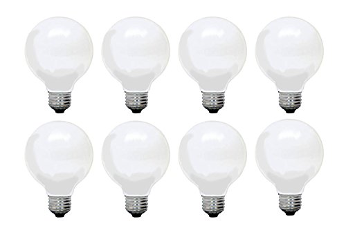 General Electric Decorative White Lumens