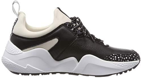 Kenneth Black 960 para Negro White Maddox Zapatillas Cole Mujer rBqrHgw