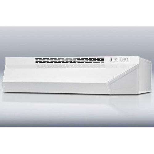 Summit Appliance  H1620W Range Hoods, White