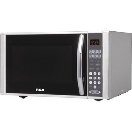 RCA 1.1-cu ft Microwave, Stainless Steel