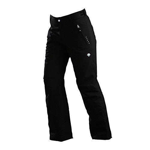 Descente Norah Pant Short Black/Super White Women's 12 ()