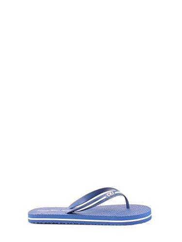 Calvin Klein Jeans , Herren Zehentrenner, - Ocean/white - Größe: 41