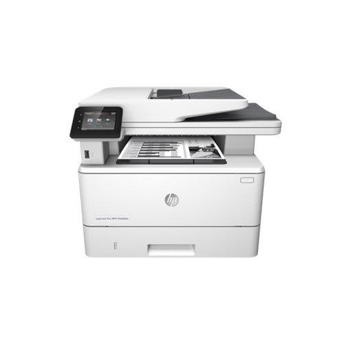 HP F6W14A#BGJ LaserJet Pro M426FDN w/Ink Bundle