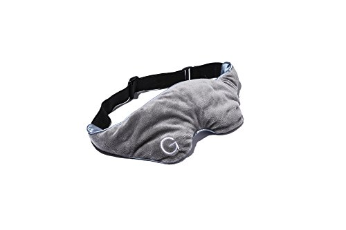 Sleep Mask, Weighted Sleep Mask by Gravity, Uses Science to Improve Sleep, 1lb