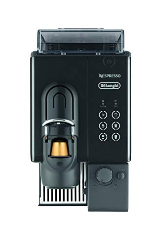 Nespresso DeLonghi Lattisima Touch Animation EN560.B - Cafetera monodosis de cápsulas Nespresso con depósito de leche, 6 recetas seleccionables, 19 ...