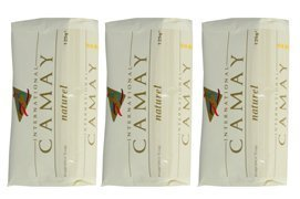 International Camay By P&G Natural Soap X 125 Gms by International Camay by - In Pg Mall Stores