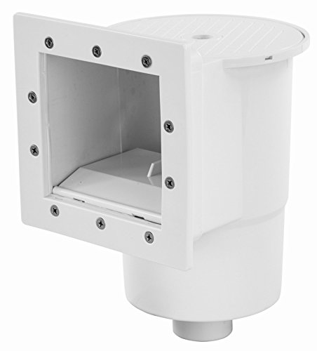 (RGT GTR Swimming Pools Standard Thru-Wall Skimmer w/Return Fitting for Above Ground)