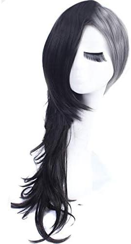 Tokyo Ghoul hombres y mujeres cosplay peluca sintética Uta máscara ...
