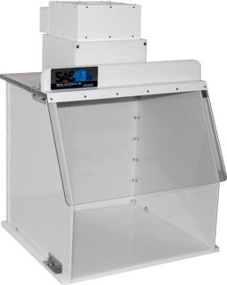 18'' Wide Portable Clean Room by Sentry Air Systems, Inc.