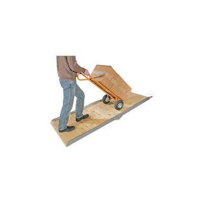 Folding Utility Ramp (West Build-Your-Own Utility Ramp - 6ft., 18in.-30in. Lift, Model# 1241)