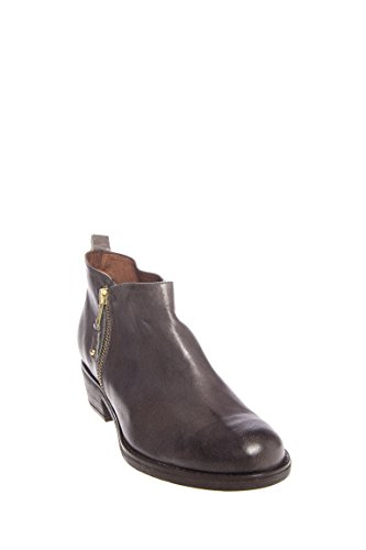 Eric Michael Womens, London Low Heel Ankle Boots Grey