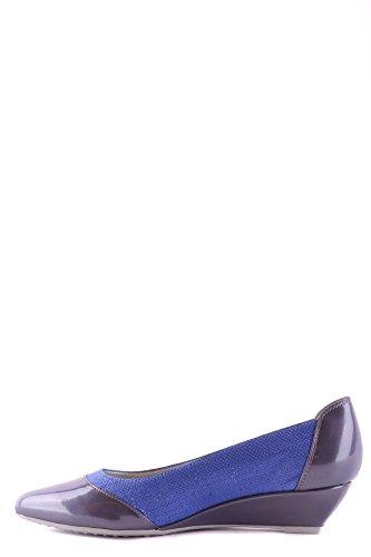 Azul Bailarinas Hogan Mujer MCBI148241O Cuero IFFnTga