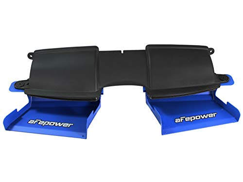 aFe Power Magnum FORCE 54-11478-L BMW 3-Series (E9x) Intake System Scoops (Matte Blue)