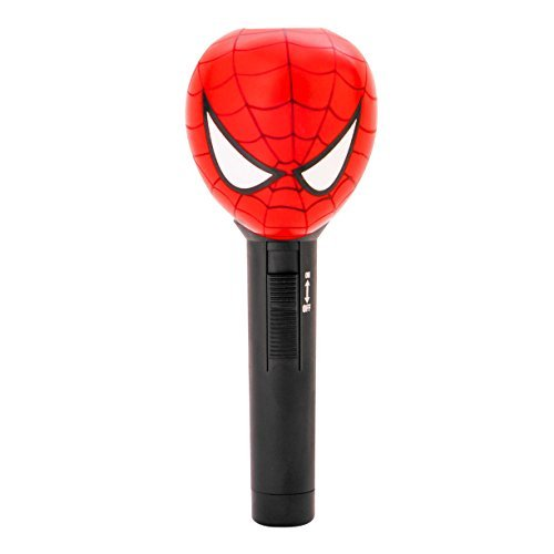 Spiderman LED Flashlight by Marvel (English Manual)