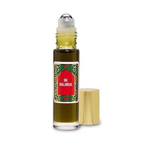 Majmua Perfume Oil - Majmua by Nemat Fragrances (10ml /0.34fl Oz)