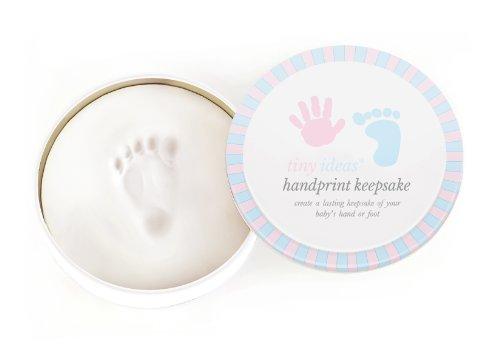 Tiny Ideas Handprint Footprint Keepsake