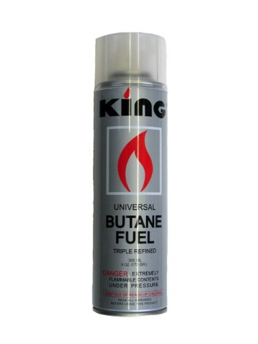 King Butane FUEL Triple Refined