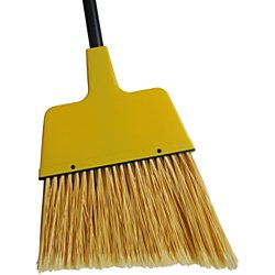 Wilen E507012, Large Angle Flagged PVC Complete Broom, 6'' Bristle Trim (Case of 12) by Wilen Professional Cleaning Products (Image #1)